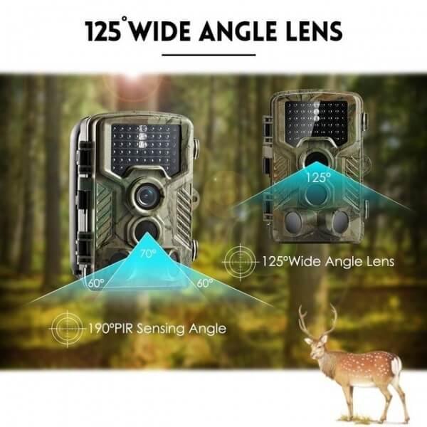 caméra de chasse performante