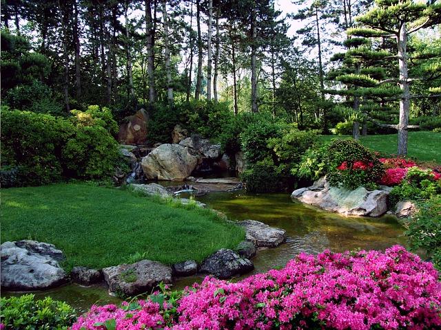 Le jardinage au printemps