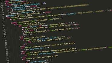 Language html pour créer une page web