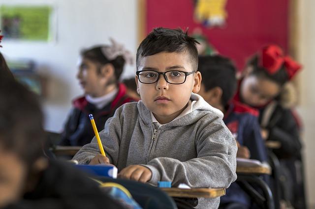 Mon enfant et l'éducation