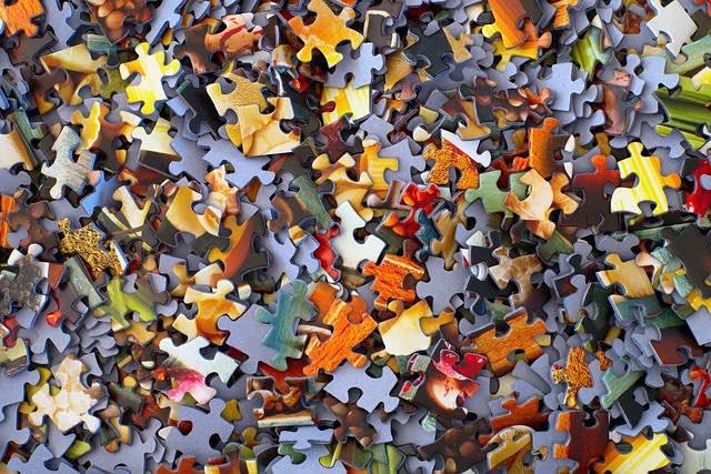 les puzzles sont bien pour développer l'esprit