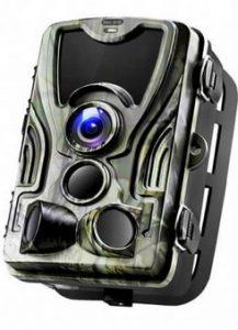 Caméra de chasse par tracker cam
