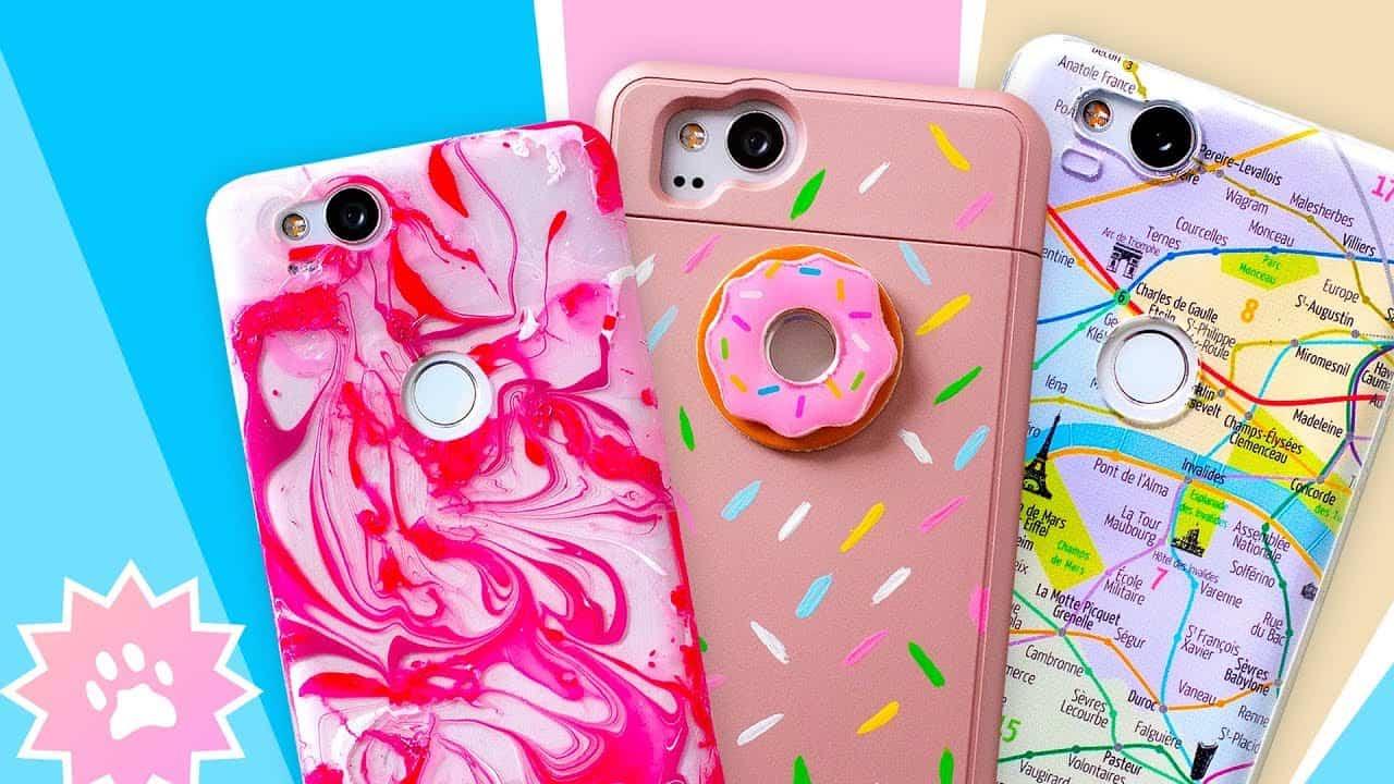 coques de téléphone